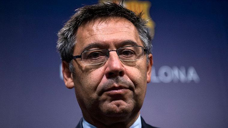 Bartomeu pasa al ataque y pide sanciones para los que no respeten el 'fair play' financiero