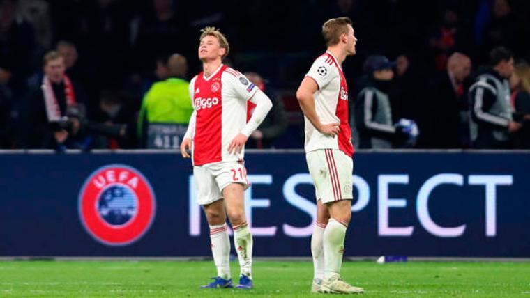 La opinión del mítico Ruud Gullit sobre De Jong y De Ligt