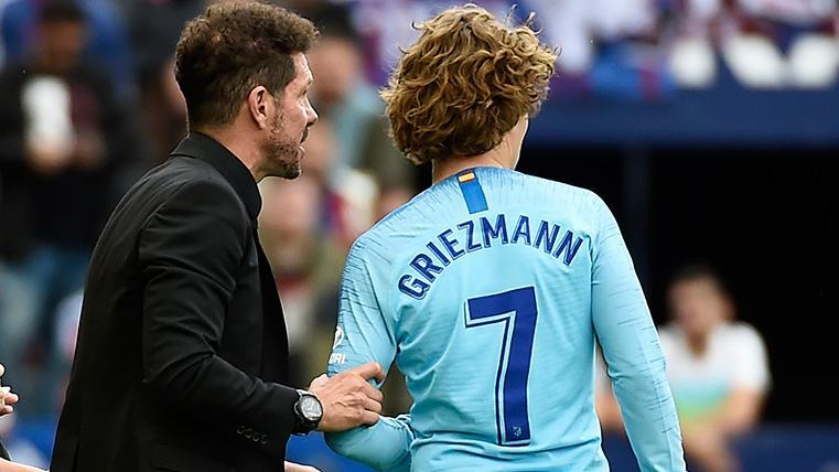 Griezmann se habría ofrecido al FC Barcelona a finales de 2018