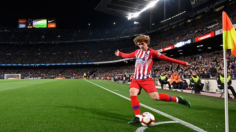 La posible llegada de Griezmann provocaría un 'overbooking' en el ataque del Barça