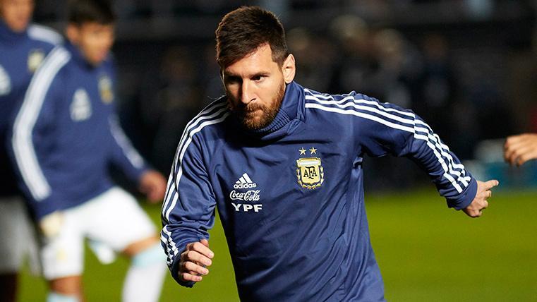 Messi y diez más para el debut de Argentina en la Copa América