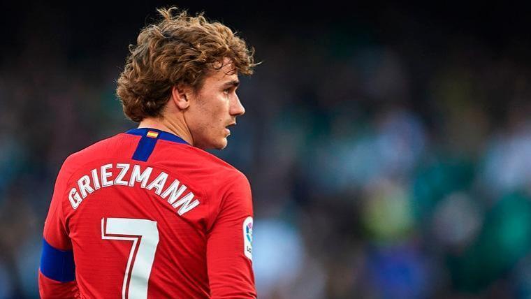 Todoterreno Griezmann: las cuatro posiciones que podría ocupar en el Barcelona