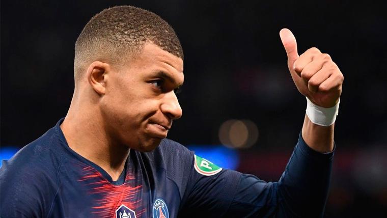 El Real Madrid confía en estar bien posicionado para fichar a Mbappé
