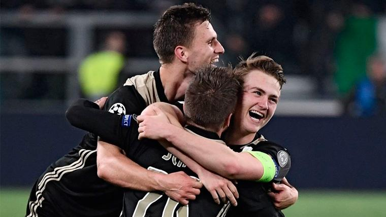 Las ventajas fiscales podrían llevar a la Juventus a hacer una locura por De Ligt
