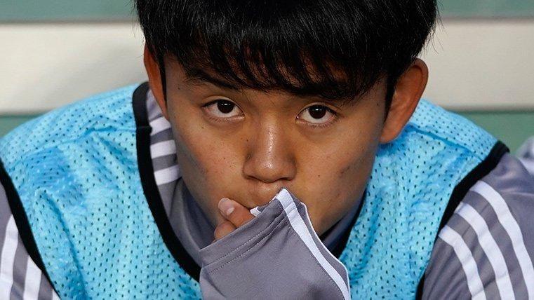 """Takefusa Kubo, sobre que le comparen con Messi:""""Me honra, pero aún no estoy a ese nivel"""""""