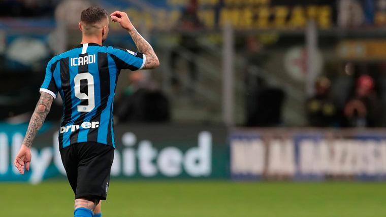 Icardi se plantearía denunciar al Inter, ¿para conseguir marcharse gratis?