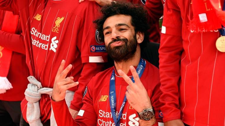 Aseguran que Salah habría rechazado dos ofertones de Real Madrid y Juventus