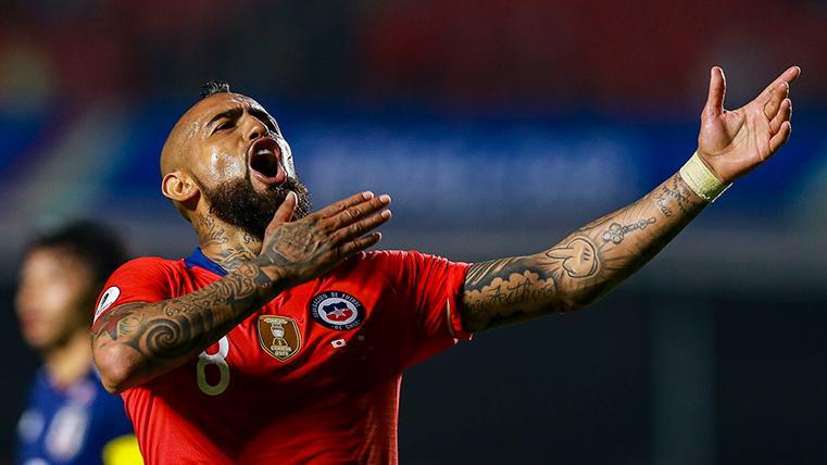 Arturo Vidal, el alma de Chile en busca de la tercera Copa América consecutiva