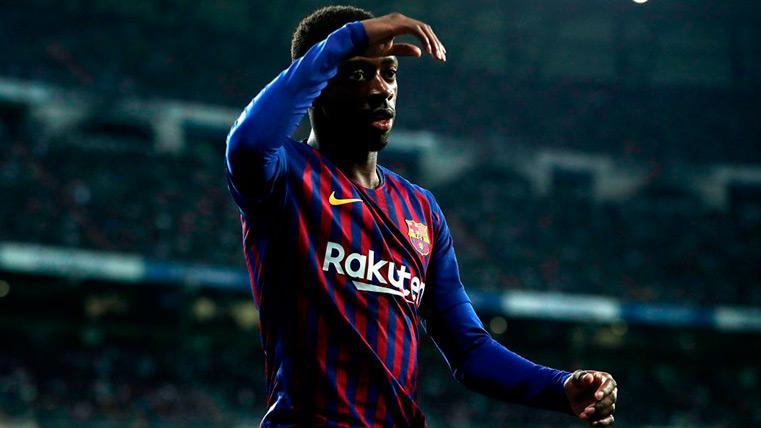 Medio inglés asegura que el Liverpool va con todo por Dembélé