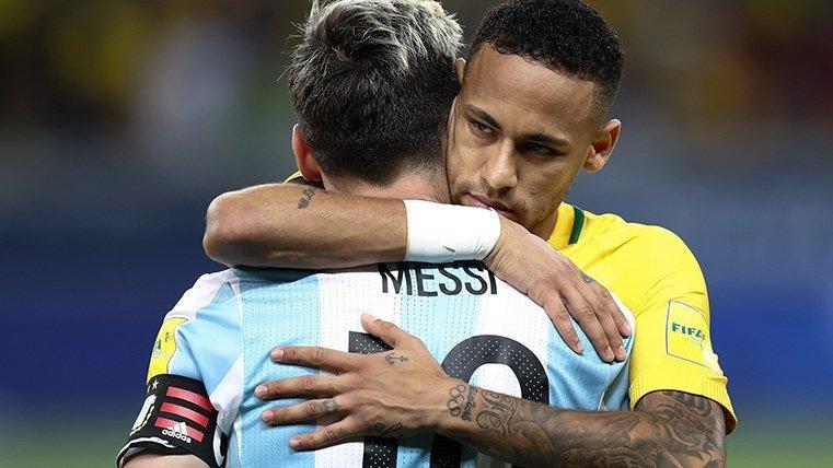 Resultado de imagen para messi neymar