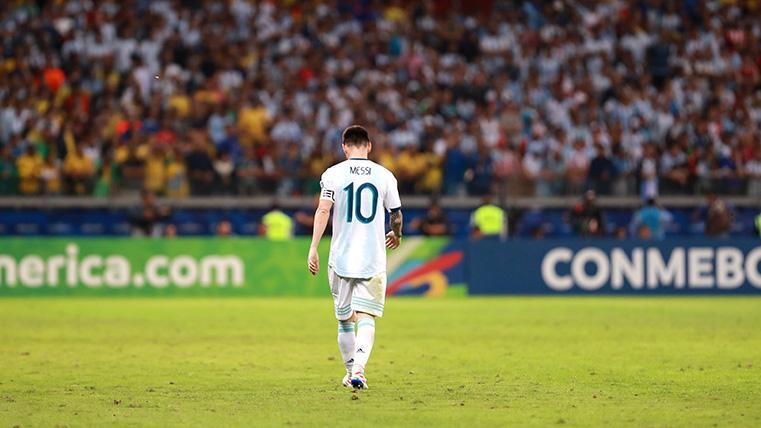 La Copa está armada para Brasil, ojalá Perú pueda competir — Lionel Messi