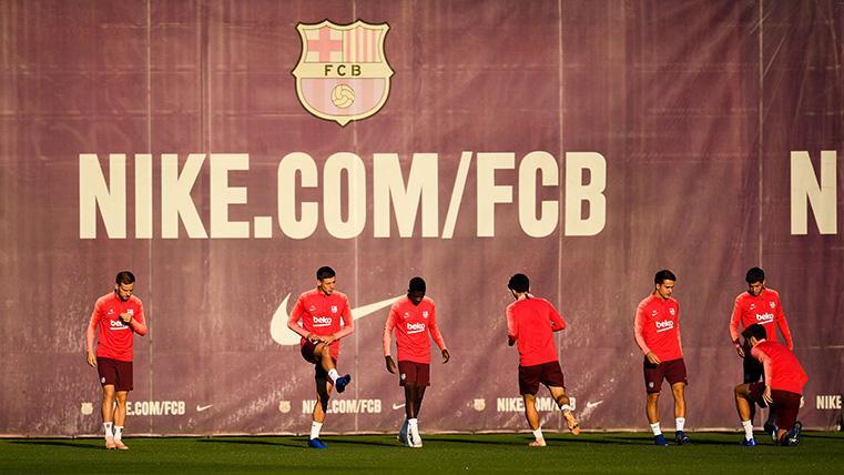 Karu Por ley Durante ~  Sólo 15 jugadores del FC Barcelona se reincorporarán este domingo