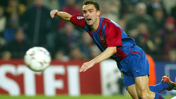 """Overmars: """"I do not know if I did the correct to the fichar by the Barça"""""""