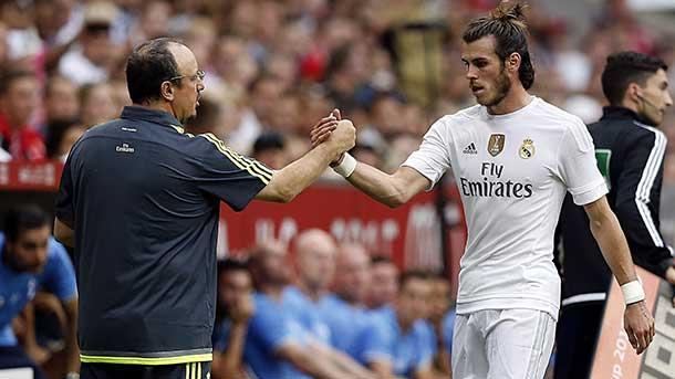 "Rafa Benítez sólo ""salva"" a Gareth Bale del Real Madrid"