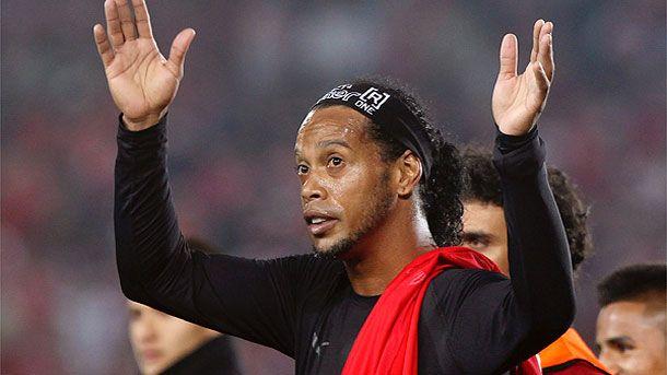 Ronaldinho, cada vez m�s cerca de marcharse a China