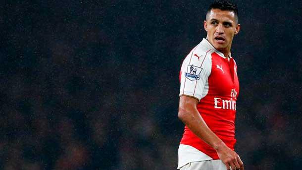 """Alexis Sánchez: """"El Arsenal tiene un plan para frenar a Messi"""""""