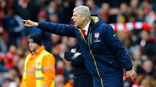 Wenger afirma que el Arsenal no es favorito ante el Bar�a