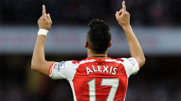 ¿Sería capaz Alexis Sánchez de marcharse al Real Madrid?
