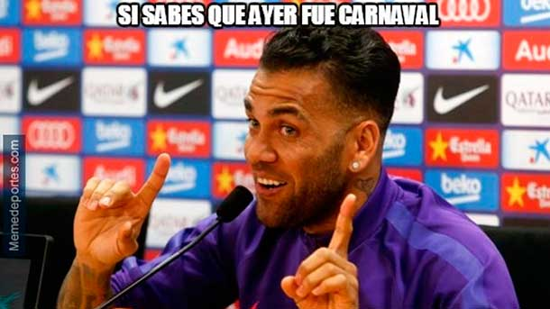 """Este es el mejor """"meme"""" del Levante-FC Barcelona"""