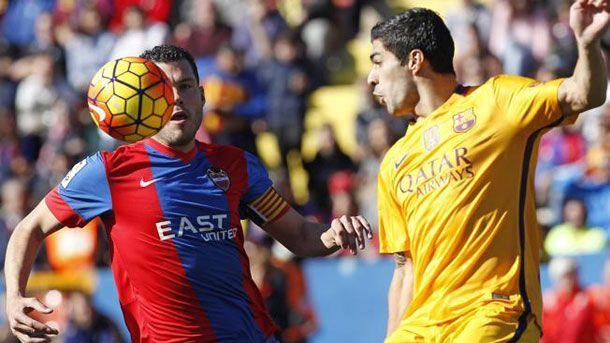 Vídeo resumen: Levante 0 FC Barcelona 2 (Liga BBVA 2015-16)