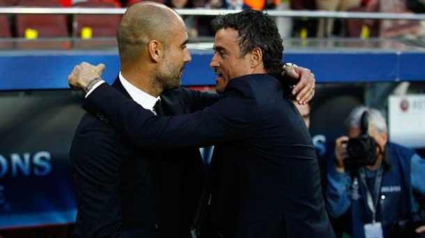Luis Enrique caza a Guardiola con el mejor Barça de la historia