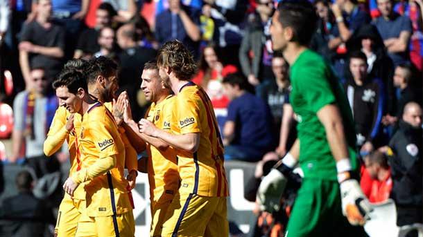 Segundo gol en propia puerta para el Barça esta campaña