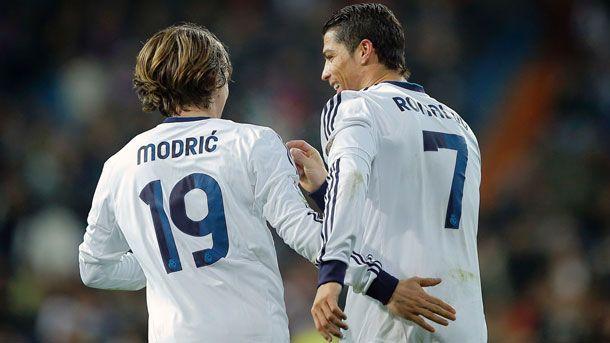 Cristiano Ronaldo es el Mejor jugador del mundo