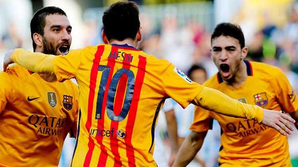 Para el FC Barcelona no existe la maldici�n post Mundial