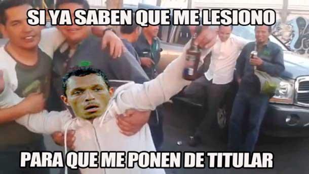 """Este es el mejor """"meme"""" del M�laga-FC Barcelona"""