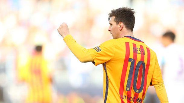 "Messi: ""Nadie ha ganado dos Champions seguidas"""