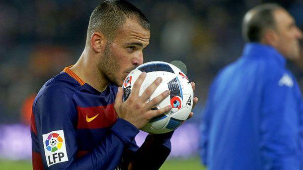 El Newcastle, interesado en el fichaje de Sandro Ram�rez