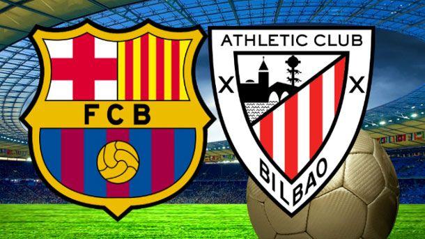 برشلونة واتلتيك بلباو بث مباشر