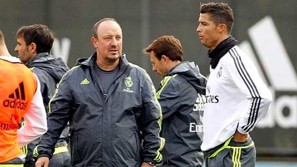 """Cristiano deja claro que con Rafa Benítez """"perdimos el tiempo"""""""