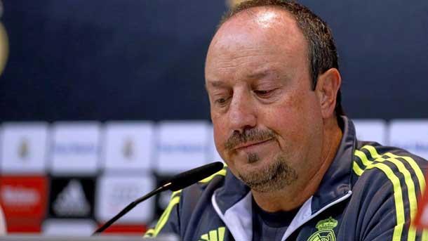 La polémica carta de despedida de Benítez del Real Madrid