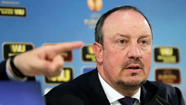 """Benítez: """"Hay una campaña contra mí, el Real Madrid y Florentino"""""""
