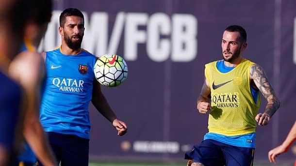 Estos son los dorsales que llevarán Arda Turan y Aleix Vidal