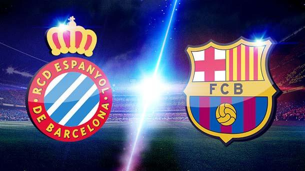 Resultado de imagen de ESPANYOL VS FC BARCELONA