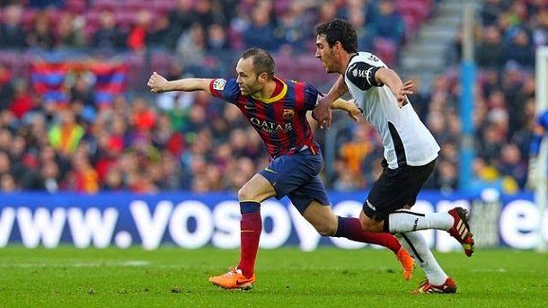 Estadísticas y curiosidades del barcelona valencia (2 3)