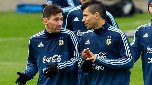 La importancia de Ag�ero en el imposible fichaje de Messi