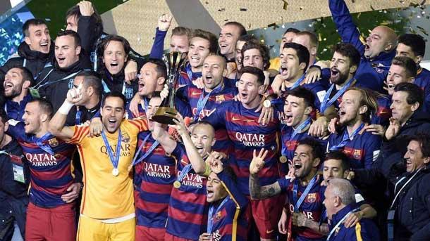 """El Bar�a quiere evitar la """"maldici�n"""" del Mundial de Clubes"""
