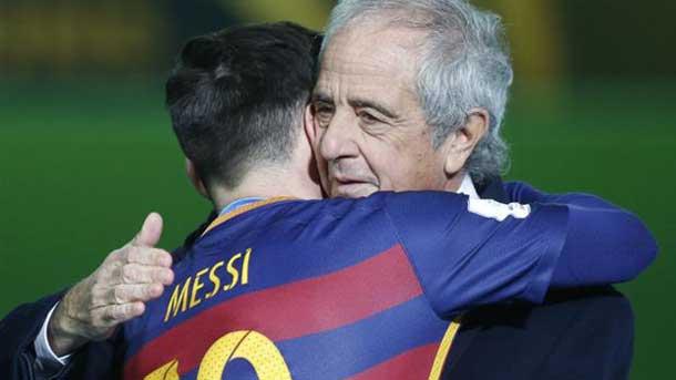 """""""Si el agresor de Messi es socio de River, lo echaremos"""""""