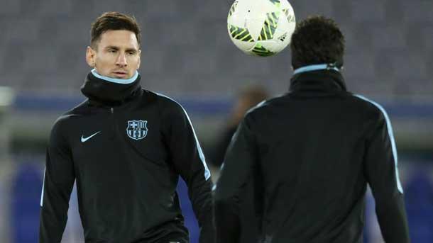 """Messi considera que lo del escupitajo fue """"un hecho aislado"""""""