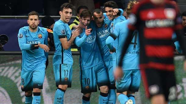 Messi ara�� para el Bar�a un empate intrascendente (1-1)