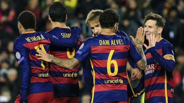 El Barça, a octavos como primero por novena vez seguida