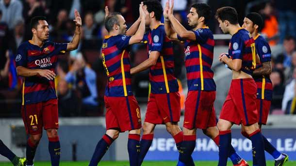 El FC Barcelona todavía no está clasificado para octavos de Champions