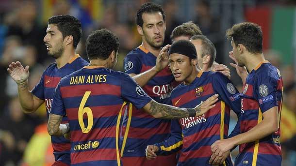 Neymar y Suárez dan otro emBATE a la Champions (3-0)