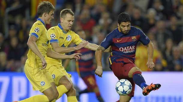 Vídeo resumen: FC Barcelona 3 BATE Borisov 0 (Champions J4)