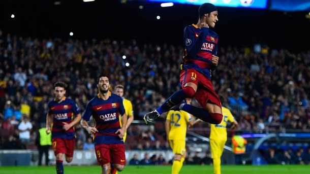 """Neymar: """"Echamos de menos a Messi, pero estoy en forma"""""""