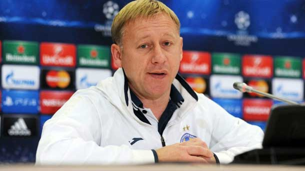 "Yermakovich: ""Es muy difícil competir contra el Barça"""