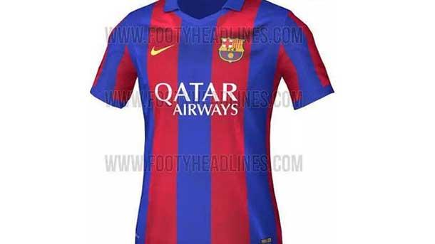 51e973aee28ed Será esta la primera camiseta del FC Barcelona 2016-17  - FC ...